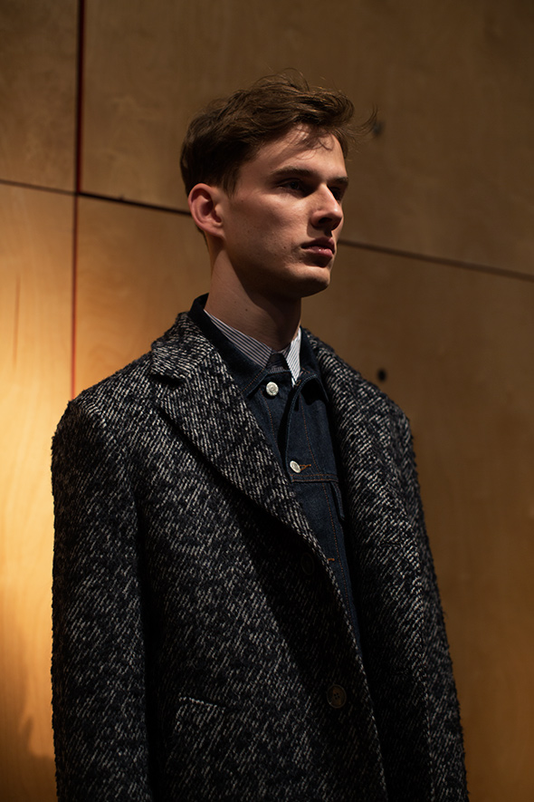 Officine Generale Fall / Winter 2015