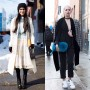 Winter White, Winter Black before Rodarte, New York