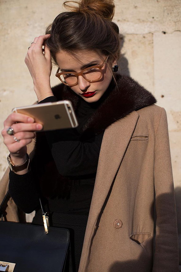 Faces by The Sartorialist, Paris