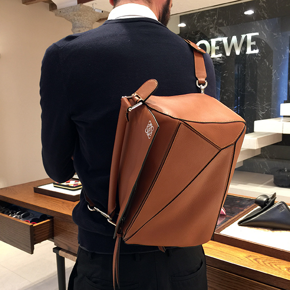 25237af47d I Can Wear it How !…Loewe s Puzzle Bag « The Sartorialist