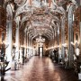 The incredible Grand Hall of the Palazzo Doria Pamphilj, Rome #mirabiliaromae