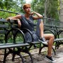 Summer in Tompkins Square Park, New York City