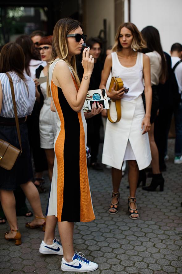 Inspirasi Fashion dari Blog Sartorialist