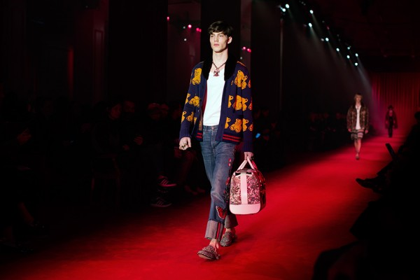 Gucci Mens Runway….Fall/Winter 2016