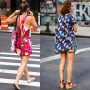 New York City is full of bright mixed prints