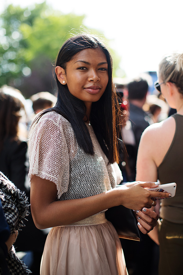 On the Street…Before Dries Van Noten, Paris