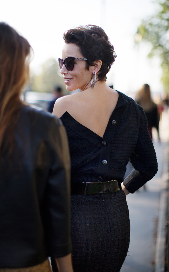 On the Street…French Chic, Paris