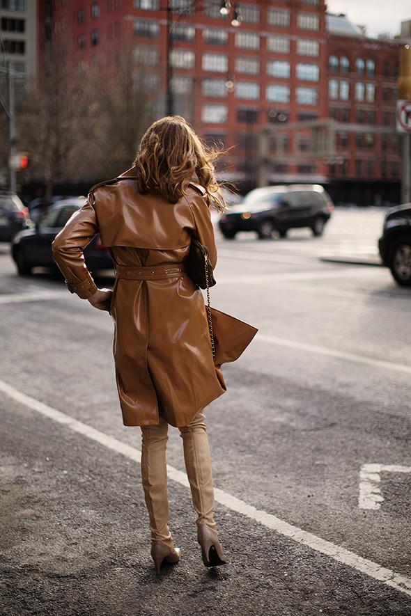 On the Street…Varick St., New York