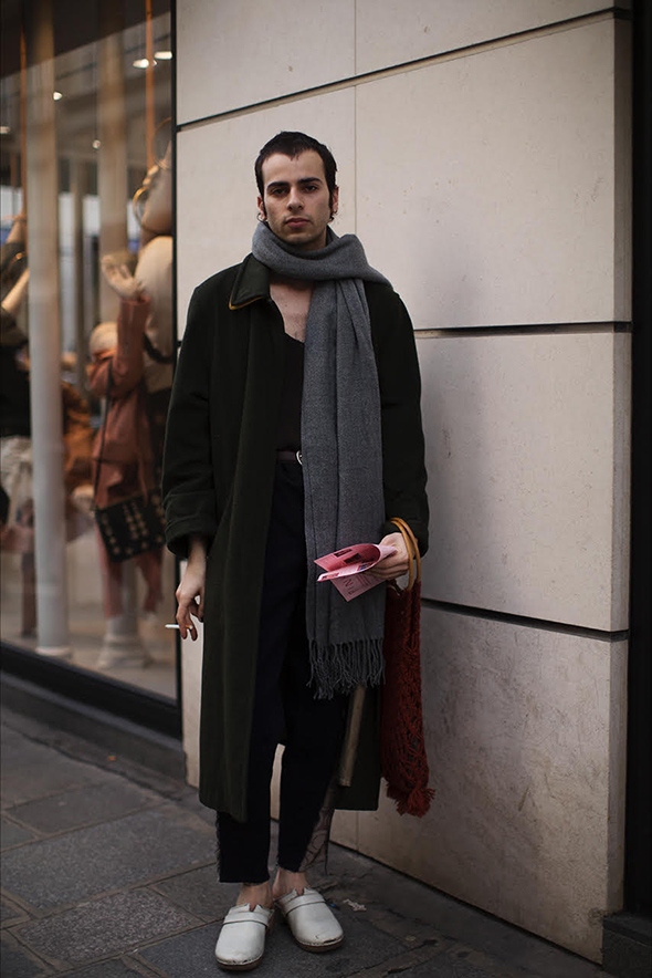 On the Street…Rue Saint Honoré, Paris