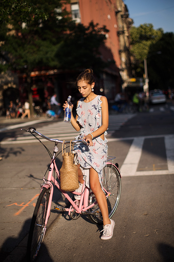 On the Street…East Tenth St., New York
