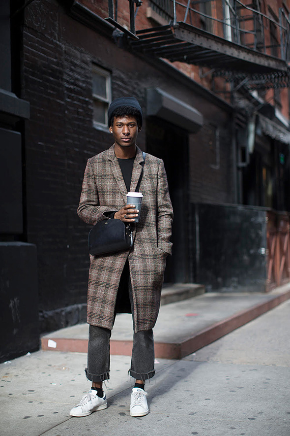 On the Street…Mercer St., New York