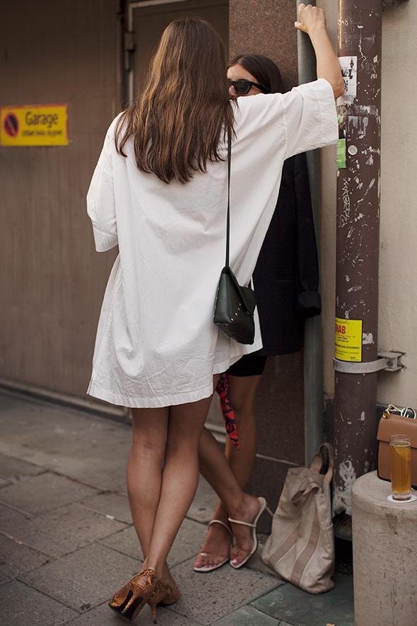 On the Street…Summer Dressing, Copenhagen