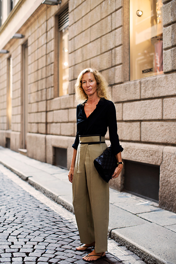On the Street…Via Sant'Andrea, Milan