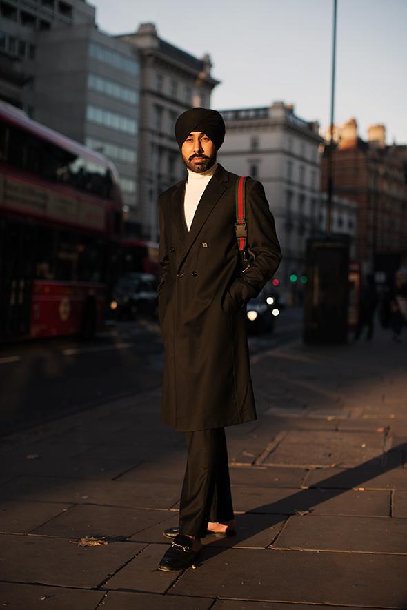 On the Street…Knightsbridge, London