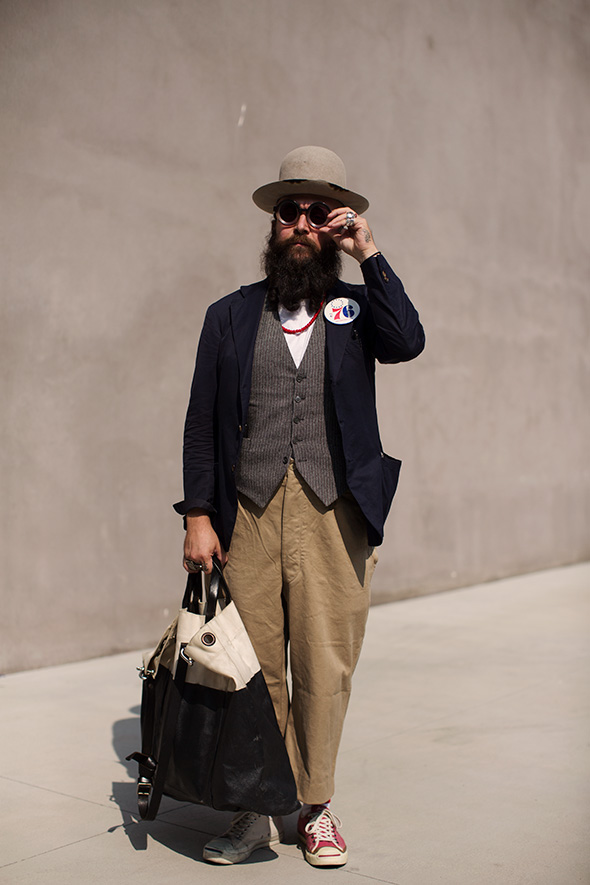 On the Street…Via Olona, Milan