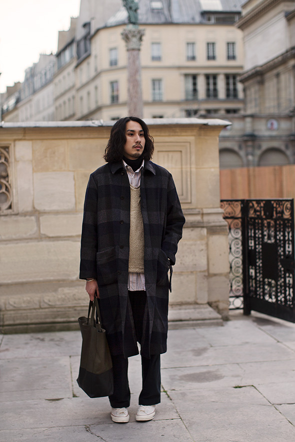 On the Street…Rue Bonaparte, Paris