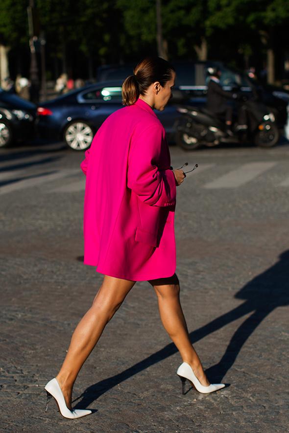 On the Street…Paris
