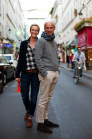 On The Street Rue Du Marche St Honore Paris 171 The