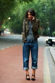 boyfriend's jaket - модный тренд весна 2010г и... здесь же хочу добавить...