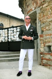 At Pitti Uomo The Pink Sportcoat 171 The Sartorialist
